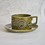 Portmeirion Totem Green teacup