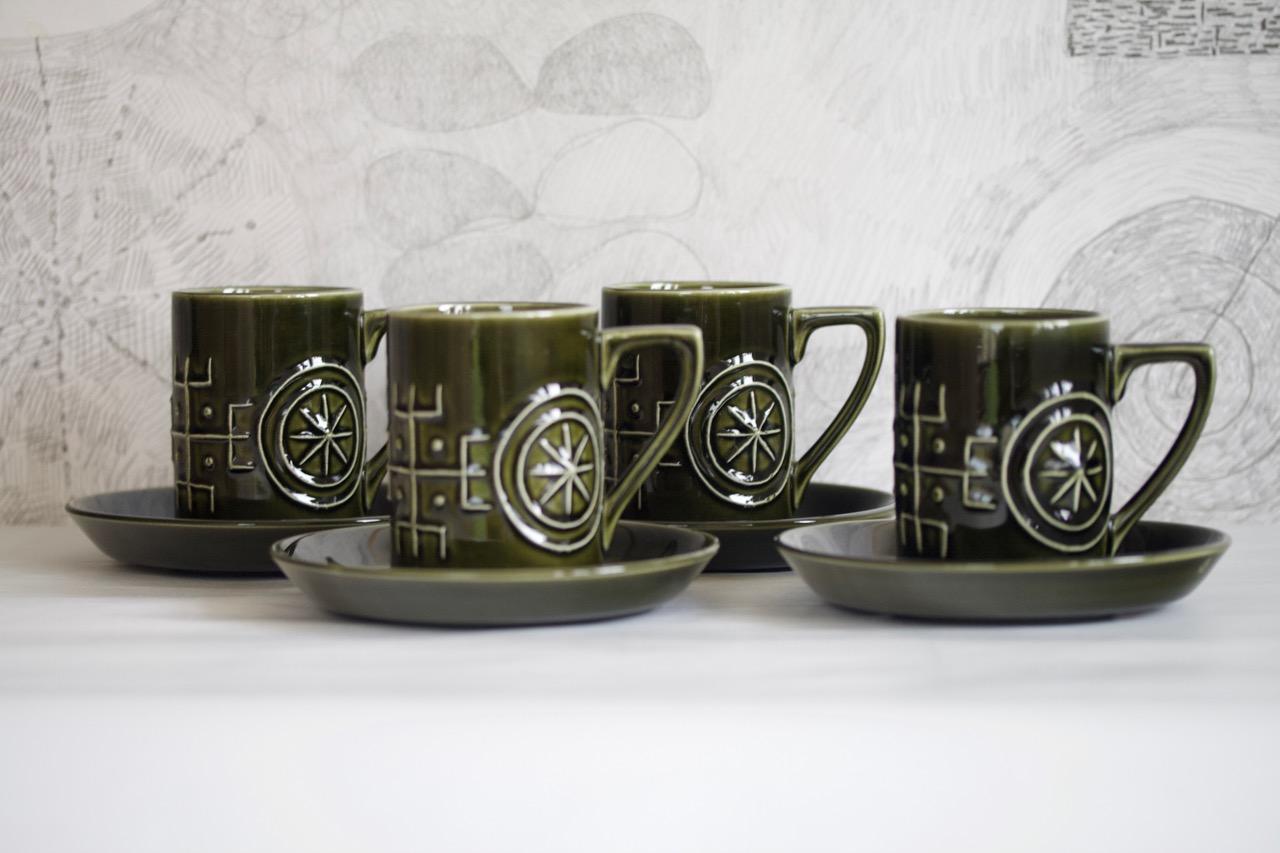Portmeirion coffee cups - 1