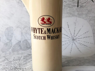 Whyte and MacKay water jug